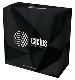 Пластик для принтера 3D Cactus CS-3D-ABS-750-GREEN ABS d1.75мм 0.75кг 1цв - фото 7675